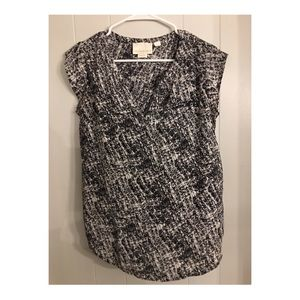 Cynthia Rowley MEDIUM silk blouse